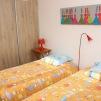 Chambre 2 lit simples